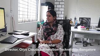 Customer Feedback from Oryx Cloud