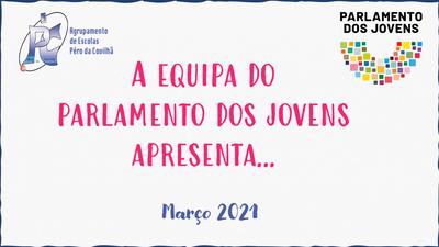 Parlamento dos Jovens - Desigualdade de Género(1)
