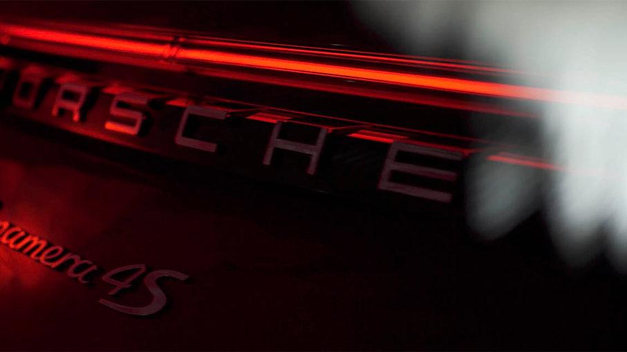 Porsche Panamera Reveal