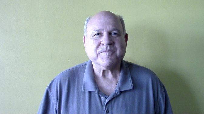 Glen Pellegrin, Budget Counselor