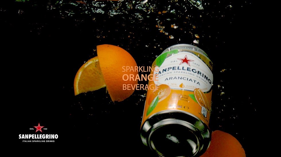 Sanpellegrino Drinks Teaser Promo Video