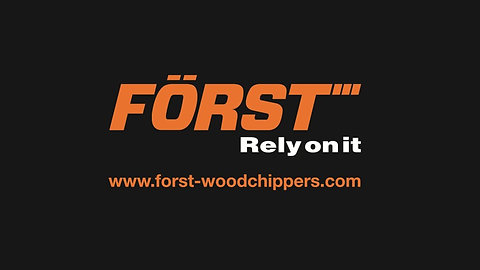 Forst Woodchippers