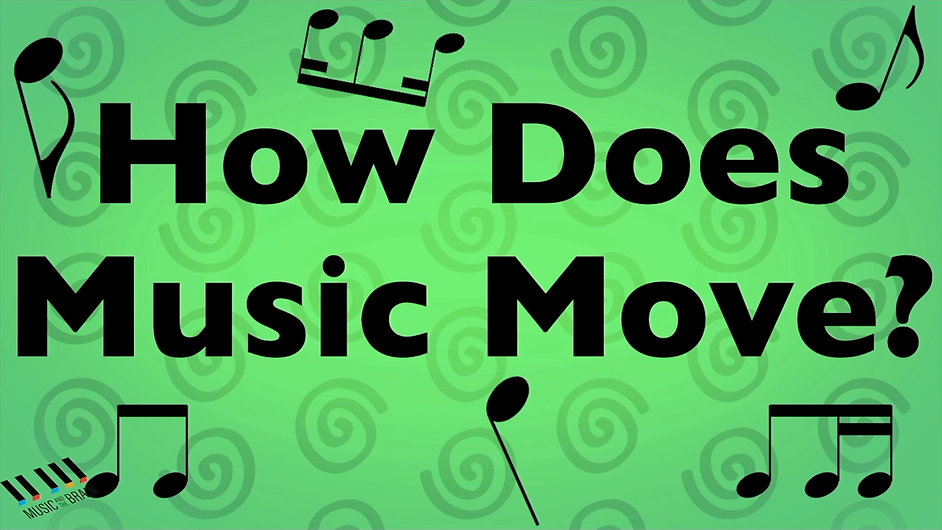 10. How Does Music Move?