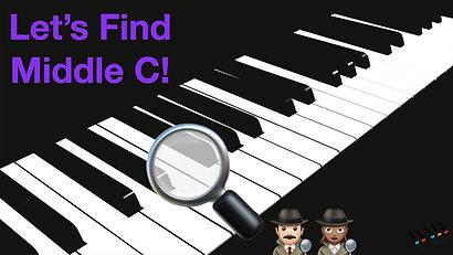 15. Let's Find Middle C