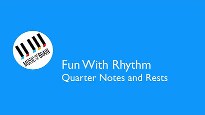 RA 1. Quarter Notes and Rests