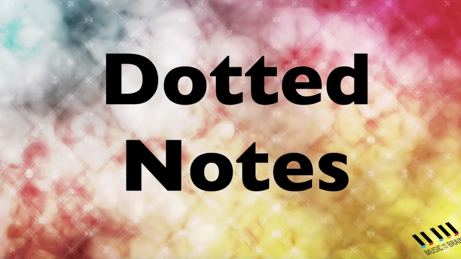 30. Dotted Notes