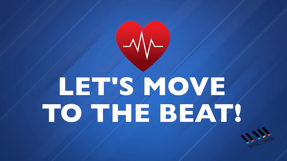 3. Let's Move to the Beat!