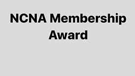 The NCNA Membership Award