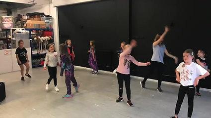 Descendants Dance Day Experience Reel