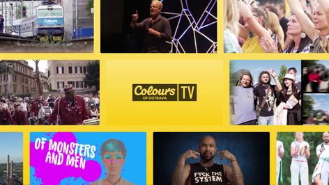 Colours TV je tady!