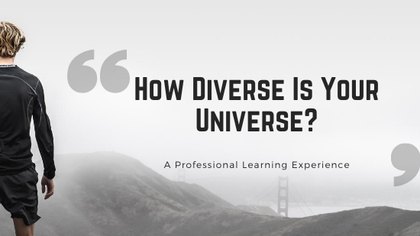 How Diverse is Your Universe?
