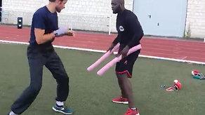 Training Raphaël Lopez 15/07/2020