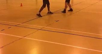 Training boxe anglaise (extrait) | 14/11/2019