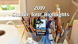 Camano Studio Tour 2019