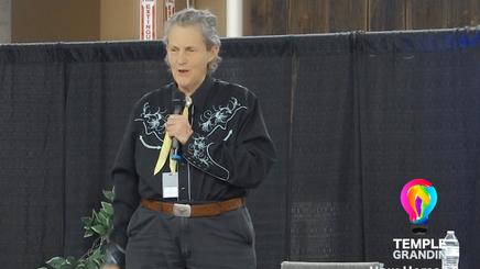 Temple Grandin - How Horses & Animals Think