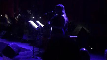 Khaki Pixley - Elton John Show at The Apollo