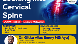 Looking into Cervical Spine | Dr. Gikku Alias Benny MS(Ayu) | AMAI Changanacherry Area Committee