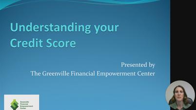 Credit Part 2: Understanding Your Credit Score