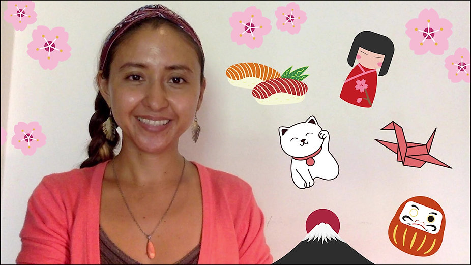About My Japanese Video Course