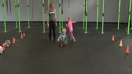 Pre-School Workout #1