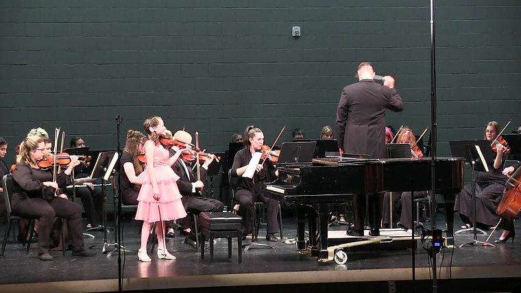 Concerto Competition Showcase Part 1