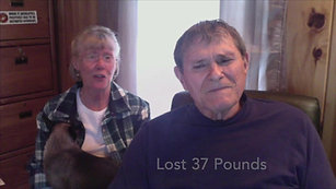 They Lost a Combined 80 Pounds...in Their 70s