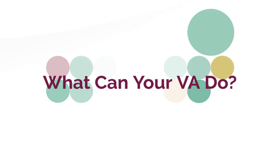 What A Virtual Assistant Can Do For You