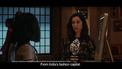 Flipkart - Shraddha Kapoor