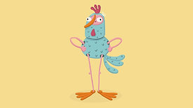Chicken Dance : Gif