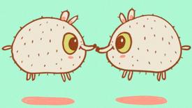 Kissing Day : Gif