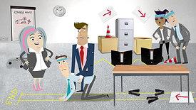 HR Battles Comedy Stings