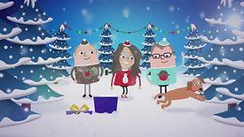 Swanwood : Christmas Card