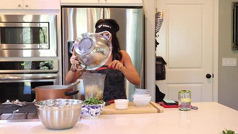 MelFit Spinach and Artichoke Dip