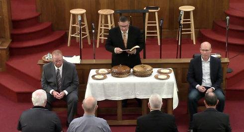 Worship Service 10/3