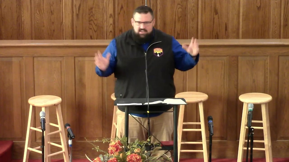 Worship Service 10/10