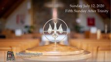 5th Sunday After Trinity 2020