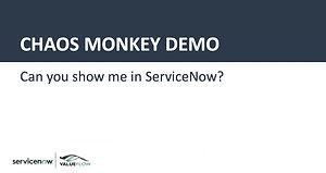 Chaos Monkey Demo
