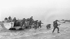 D Day 6 June 1944: The Normandy Invasion