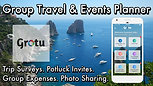 GROTU app - Fast Screencast - 3 minutes