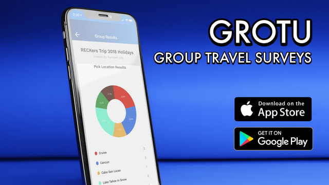 GROTU - Group Surveys - 2 minutes