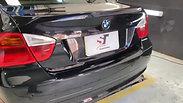 Pintura exterior BMW