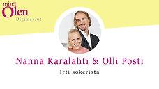 Nanna Karalahti & Olli Posti - Irti Sokerista