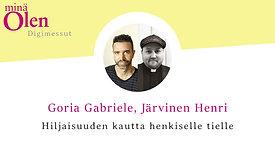 Goria Gabriele, Järvinen Henri - Työpaja: hiljaisuuden kautta henkiselle tielle
