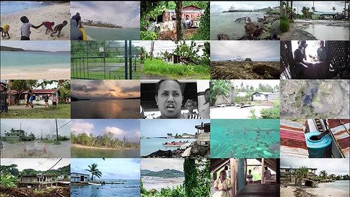 WaterLinks - Island Reflections, Chuuk Island in the Federated States of Micronesia & Vanuatu, 2015.