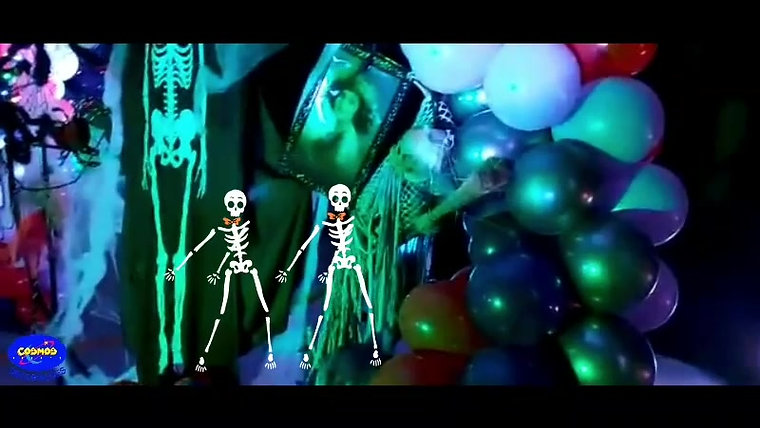 Cosmos Halloween