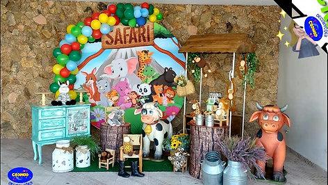 Safari bebês