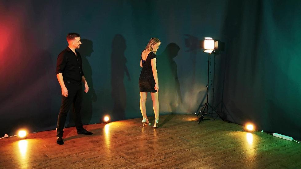 Online Tanzkurs streamen Video Einführung