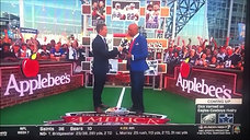 Drew Pearson on NBC Sunday Night Football Philly vs Dallas 10202019