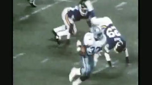Tony Dorsett Record 99 Yard TouchDown
