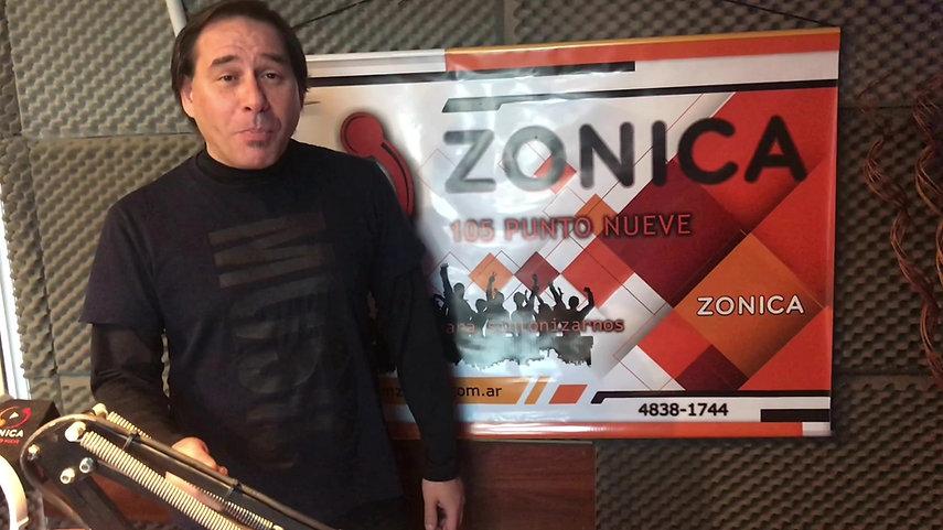 LOS QUE HACEMOS FM ZONICA 105.9